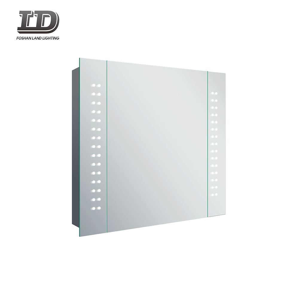 Wall Mounted Mirrored Cabinet