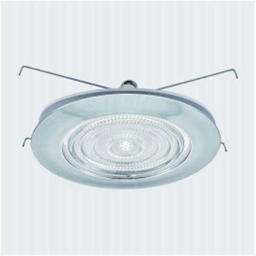 6 Inch Round Housing Downlight Frensnel Shower Trim