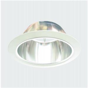 6 Inch Aluminum Round Retrofit Recessed Downlight Reflector Trim