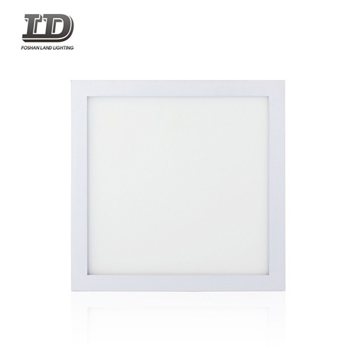 Dimmable Drop Ceiling Flat Panel Recessed Edge-Lit Troffer Fixture