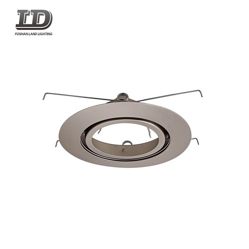 5 Inch Round Recessed Downlight Gimbal Trim Manufacturers, 5 Inch Round Recessed Downlight Gimbal Trim Factory, Supply 5 Inch Round Recessed Downlight Gimbal Trim