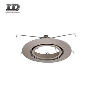 5 Inch Round Recessed Downlight Gimbal Trim