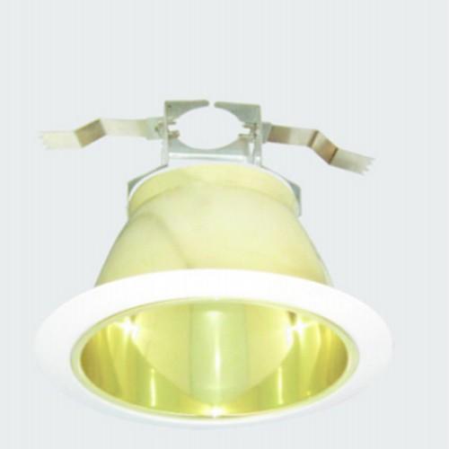 5 Inch Aluminum Gold Reflector Metal Downlight Ring