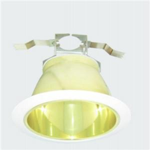 5 Inch Aluminum Gold Reflector Metal Downlight Ring