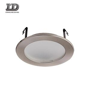 4 Inch Aluminum Reflector Frosted Lens Downlight Trim
