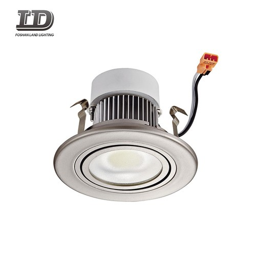 Modern Smd Round Led Recessed Downlight