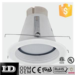 Dimmable Slim Ultra Thin Retrofit LED Recessed Lighting Fixture