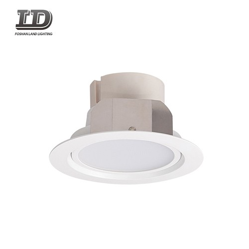 4 Inch 9w Indoor Led Recessed Downlight Trim