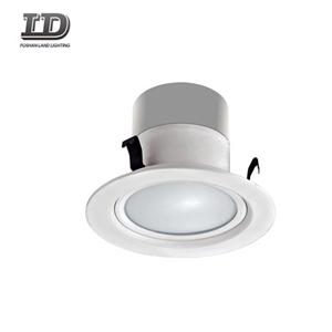 4 Inch Led Mounting Trim Downlight Disesuaikan