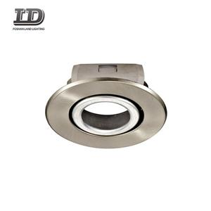4 Inch Aluminum Adjustable Downlight Gimbal Ring