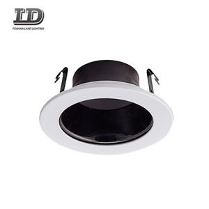 4 Inch Trim Pemasangan Besi Retrofit Downlight