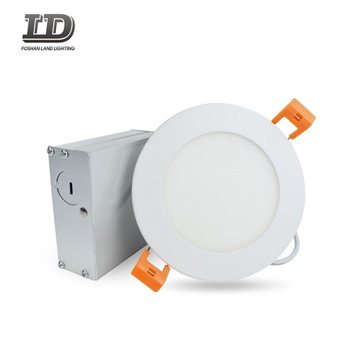 4 Inch LED Round Super Slim Panel Light