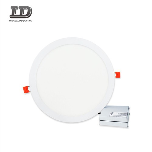 12 Inch LED Ceiling Round Panel Light