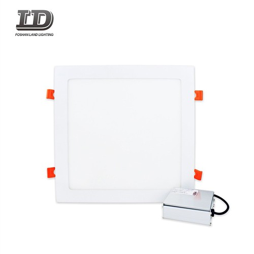 12 Inch LED Square Ultra Thin Panel Light