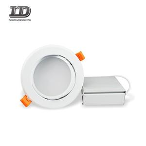 4 Inch 9w Ultra Thin Led Gimbal Panel Light