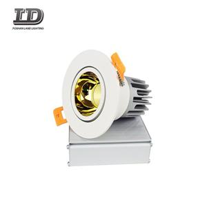 3 Inch 9w Round Adjustable Led Downlight