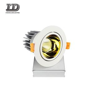 4 Inch 12w Round Cob Downlight