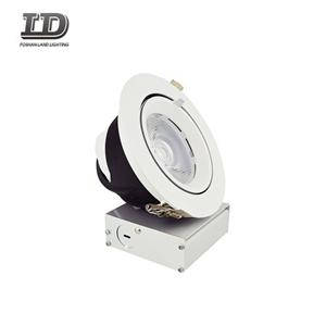 5 Inch Round Adjustable Downlight With Junction Box