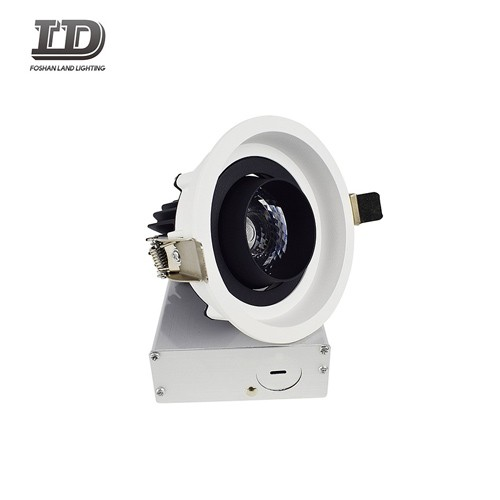 4 Inch 12w Round Cob Led Downlight