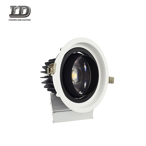 6 Inch 18w Round Cob Led Downlight