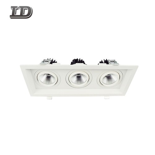 ETL 36W LED Recessed Ceiling Downlight