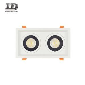 24w Led Cob Gimbal Downlight Trim