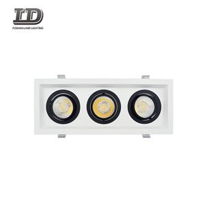 36w Led Gimbal Cob Panel Downlight Trim