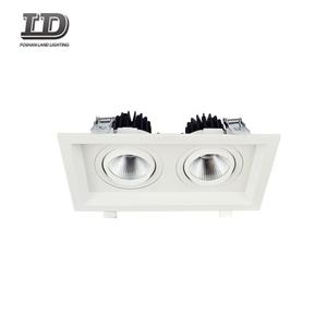 24w LED Gimbal Cob Downlight Trim