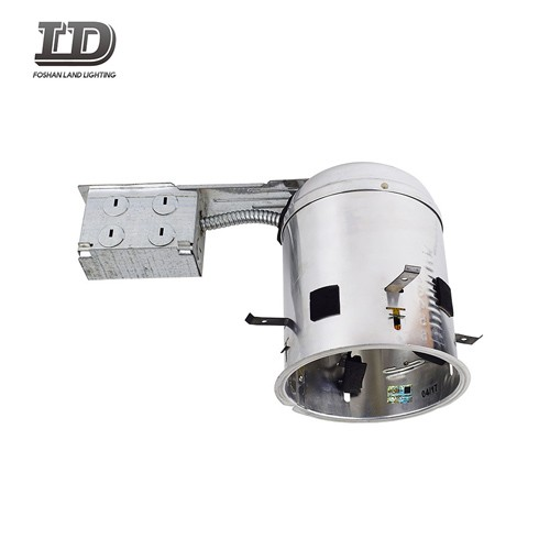 UL 6 Inch Aluminum Housing Recessed Light