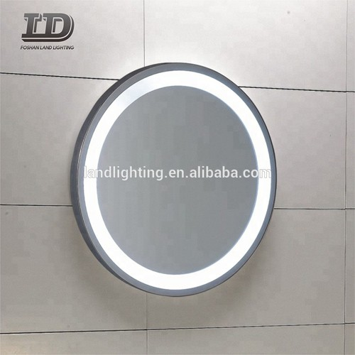 Customized Smart Mirror Round Led Lighted Mirror ETL UL