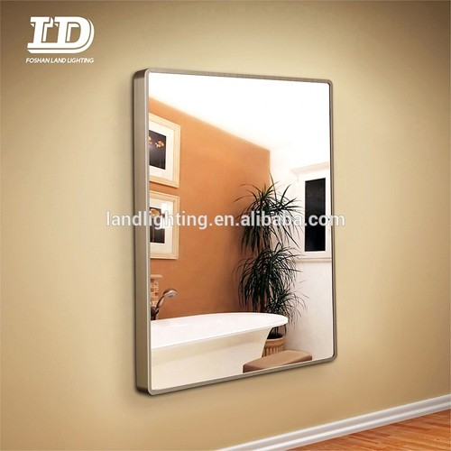 Customized Frame Bathroom Mirror With Led Lightmirror Customized ETL UL