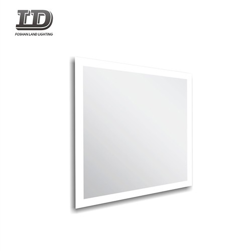 Anti Fog Led Bathroom Illuminated Mirror With Dimmable Led Light IP44
