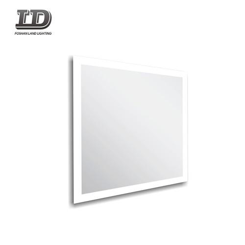 Ogledalo u kupaonici s osvjetljenjem protiv magle, sa svjetlosnim svjetlom IP44