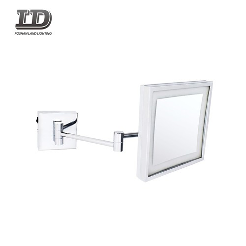 Bathroom Shaving Mirror Light Hotel Mirror Light Foldable And Magnifying Mirror