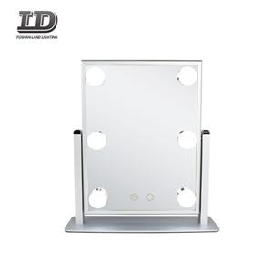 Cosmetic Table Mirror With Light Makeup Light Mirror IP44