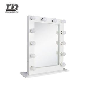 Tabletop Makeup Lighted Mirror Hotel Mirror Light