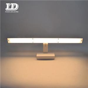 9W Makeup Mirror Front Light Acrylic Rectangle For Bathroom Vanity Lighting Mirror Lamp Wall Light