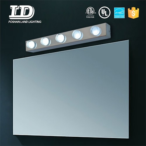 Wall Mounted Bathroom Lamp Mirror Side Mirror Lamp IP44