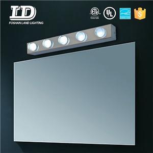 Wall Mounted Bathroom Lamp Mirror Side Mirror Lamp IP44