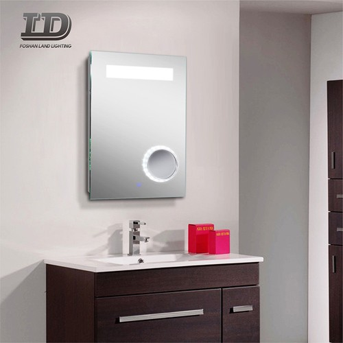 Bathroom Wall Mirror Light Up Mirror 3X Magnifying
