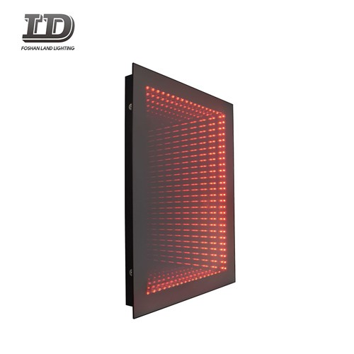 Rectangle Mirror Shape RGB Led Lighting LED Infinity Mirror IP44