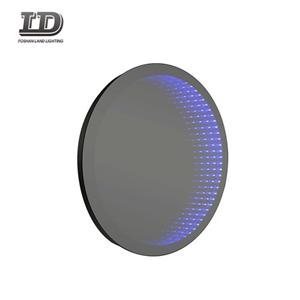 Hotel Led Infinity Bathroom Decorative Wall Mirror IP44