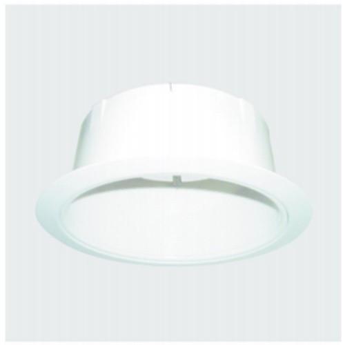 6 Inch Round Retrofit Downlight Plastic Baffle Ring