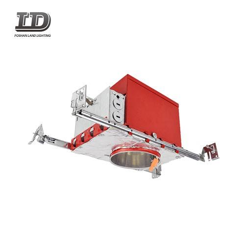 4 Inch aluminium nieuwe Constrction verzonken behuizing