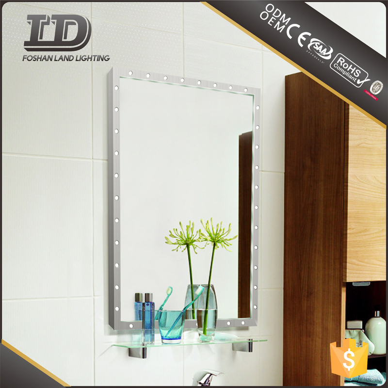 Demister Pad Anti-fog Light Mirror