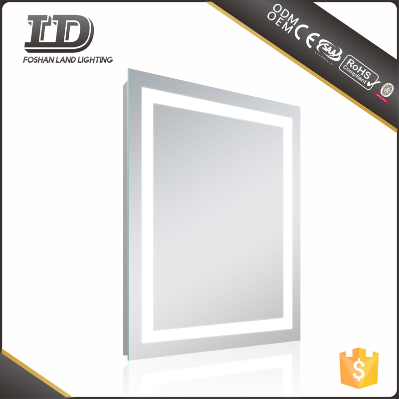 mirror with led light bathroom
