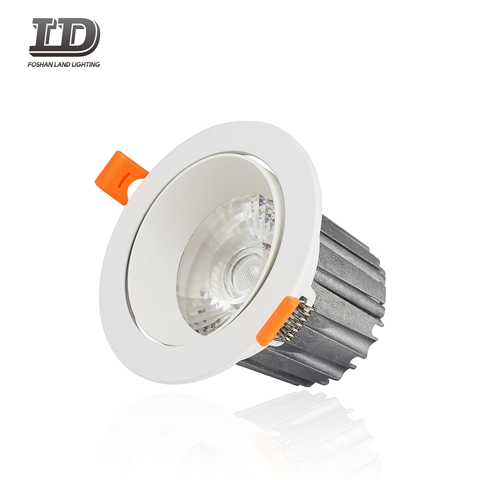 gimbal led downlight trim