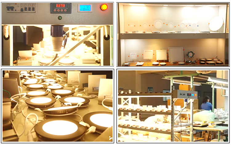 5 inch round led down light