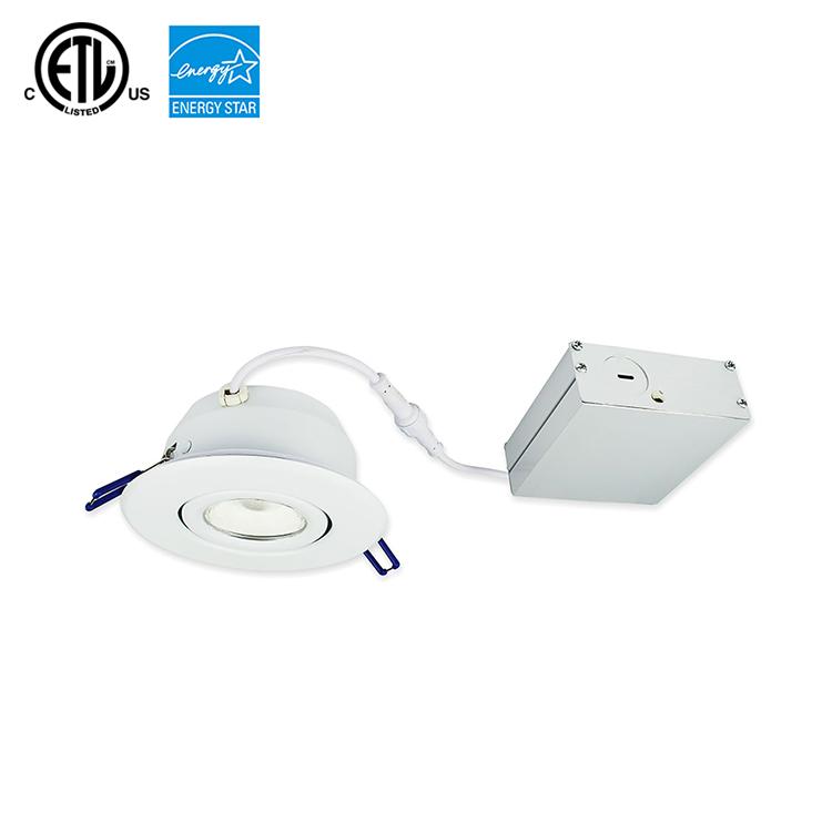 led COB downlight IC Airtight trim