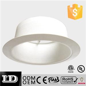 6 Inch Medal recessed downlight Baffle Trim